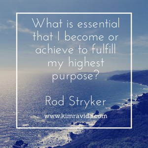 Quote - Rod Stryker